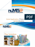 Presentasi Hotel Application System