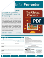 The Global Educator - Hawker Brownlow order form