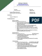 b thurston resume