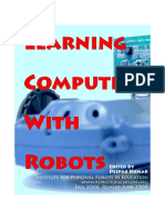 Learning Computing With Robots