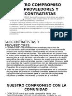 NUESTRO COMPROMISO CON PROVEEDORES Y SUBCONTRATISTAS.pptx