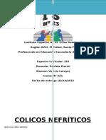 Cistitis y Colicos Nefriticos