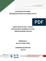 Informe1 Electronica Potencia