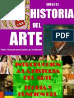 Saber Ver El Arte - Clase 1 - 2016