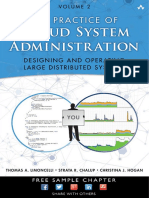 The Practice of Cloud System Administration