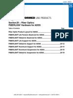 Fiberlign Hardware for Adss- Sec25 Energycat