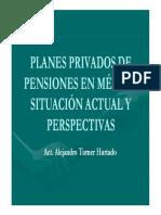 Planes Privados de Pensiones en Mexico