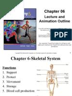 Seeley's Chapter 6 Skeletal System