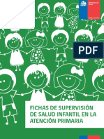 2014_Fichas de Supervisión de Salud Infantil en La Atención Primaria