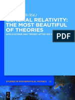 [Carlo Rovelli]General Relativity The most beautiful of theories.epub