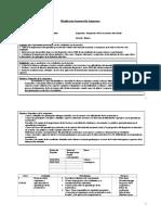 Planificación Diagnóstico Del Cálculo