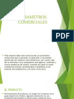 PARAMETROS-COMERCIALES
