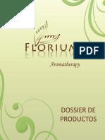 Dossier Florium Aromaterapia Aceites Esenciales 2015
