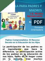 Escuela Para Padres y Madres Sesion 1