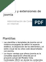 Clase 06 - Plantillas y Extensiones de Joomla - Ciclo 02-2015