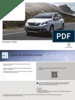 Peugeot 2008 Guía de utilización (2015)