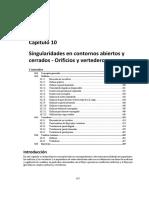 HIDRAULICA - Capítulo 10 -Orificios y Vertederos - Version 07