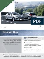Peugeot 207 Guia de Utilización (2011)_BB_01_2011_ES
