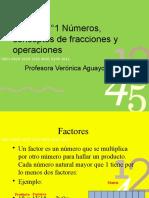 Unidad N°1 Números, conceptos de fracciones y.pptx