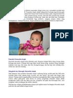 Dermatitis Pada Bayi