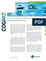 Invensys and Cognizant Strategic Alliance
