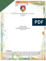 Kertas Kerja Ringkas (Contoh) - Pelantikan PRS Sekolah Menengah