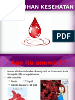 Penyuluhan Anemia