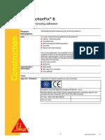 Sika AnchorFix S 2012-06-1