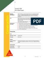 Sika Formol EX 2011-10-1