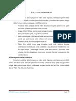 Bab 4 Kalender Pendidikan 2015 Fix