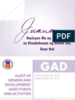 2015 Revised Guidelines in the Audit of GAD (Iloilo Aug   4)_Ascom Alagon.pdf