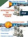 Sundyne Pumps