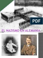 El Nazismo en Alemania