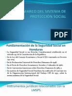 Presentacion Ley Marco de Protección Social Honduras