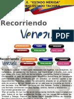 Webquest Recorriendo Venezuela