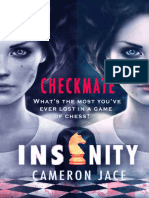 Checkmate (Insanity, #6) by Cameron Jace [M.J]