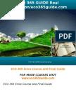 ECO 365 GUIDE Real Education-eco365guide.com