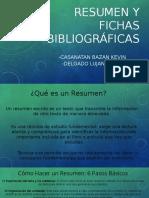 Resumen y Fichas Bibliográficas