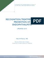 Endophthalmitis Harry Flynn MD OE 2015 v1