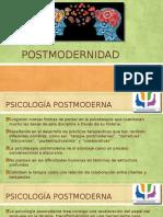 Postmodernidad