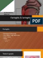 Faringitis & laringitis