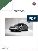 Fisa Fiat Tipo - Martie 2016
