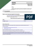 Ammonia USEPA1 Known Addition ISE Method2