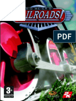 Sid Meier's Railroads - Manual