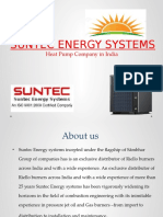 Suntec Energy System - Heat pump in india