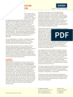 Biological Indicator Characterization Info Sheet March 29, 2007 (1)