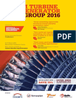 Steam turbine user group 2016