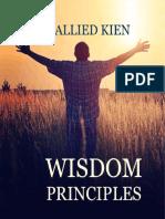 Wisdom Principles