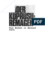 Paul Berben & Bernard Iselin - Remagen Le Pont De La Chance - Kader Köprüsü Remagen Baskan Savaş17.doc
