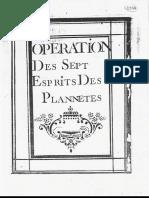 Operation-esprits Biblioteca Arsenale Di Parigi